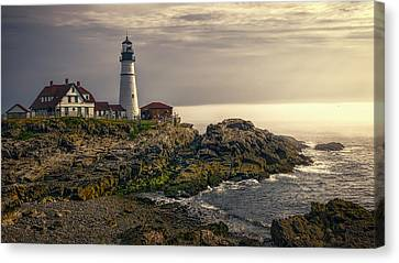 Portland Head Lighthouse 2014 Canvas Print