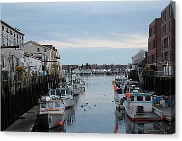 Portland Maine  Canvas Print
