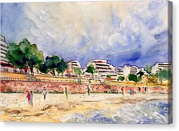 Porto Cristo 02 Canvas Print