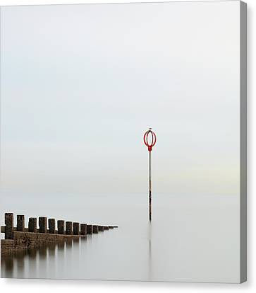 Canvas Print featuring the photograph Portobello by Grant Glendinning