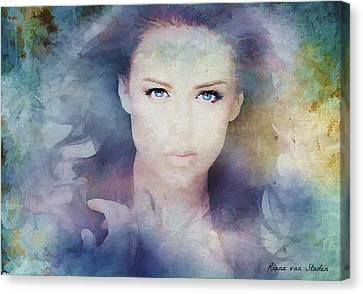 Portrait38 Canvas Print