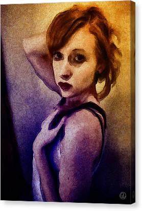 Posing For You Canvas Print by Gun Legler