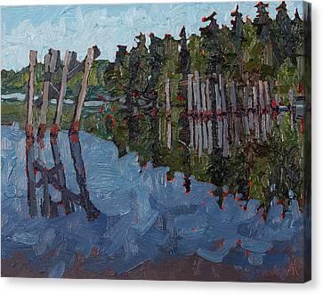 Potter Creek Canvas Print