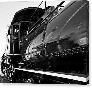 Power In The Age Of Steam 5 Canvas Print by Dan Dooley