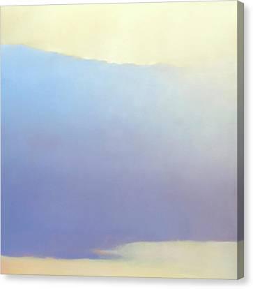 Prairie Rain Canvas Print by Cap Pannell