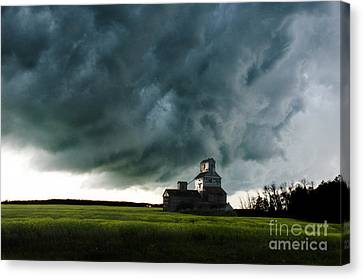 Turbulent Times Canvas Print