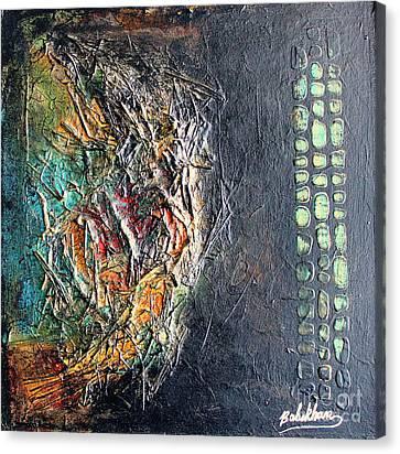 Precious4 Canvas Print by Farzali Babekhan