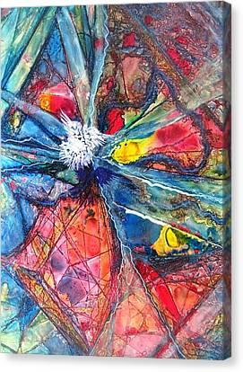 Prelude Canvas Print by David Raderstorf