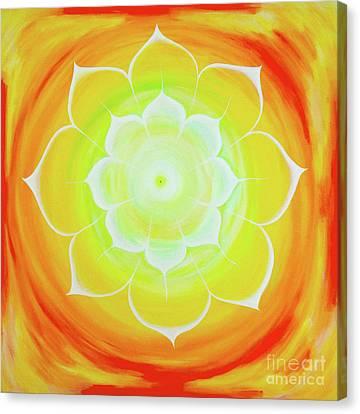 Prem Yantra Canvas Print