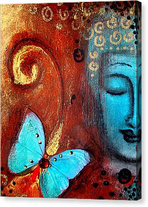 Present Moment Canvas Print by Tara Catalano