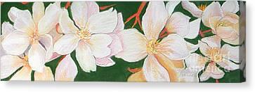 Pretty Maids Canvas Print by Lucinda  Hansen