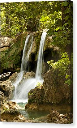 Prices' Falls Canvas Print