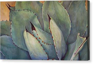 Prickly 2 Canvas Print by Athena  Mantle