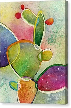 Prickly Pizazz 2 Canvas Print by Hailey E Herrera