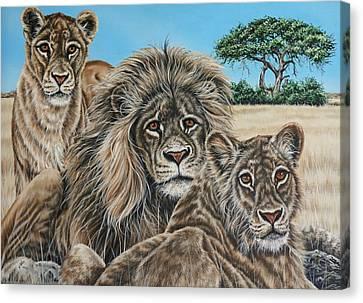 Pride 2 Canvas Print