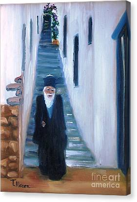 Priest Of Pothia Canvas Print