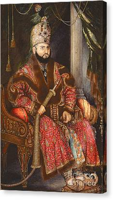 Prince Mirza Muhammad Salim Canvas Print by Science Photo Library
