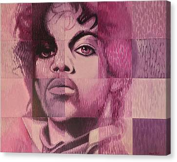Prince Canvas Print by Steve Hunter