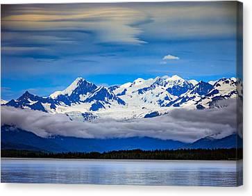 Prince William Sound, Alaska Canvas Print by Rick Berk