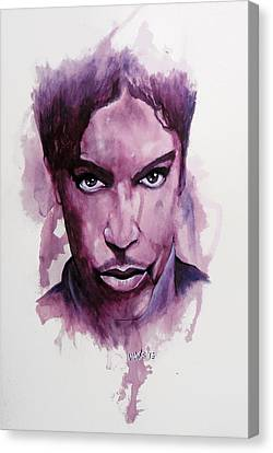 Prince Canvas Print by William Walts