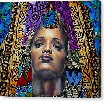 Princess 1 Canvas Print