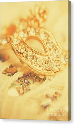 Princess Pendant Canvas Print