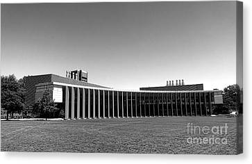 Princeton University Icahn Laboratory   Canvas Print by Olivier Le Queinec
