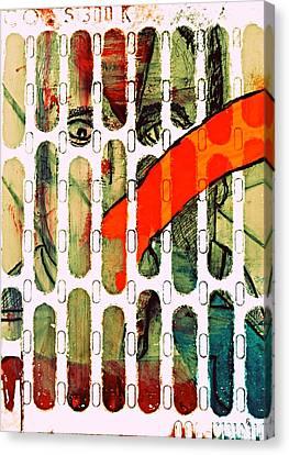 Prison Nr.2 Canvas Print by Franziska Kolbe