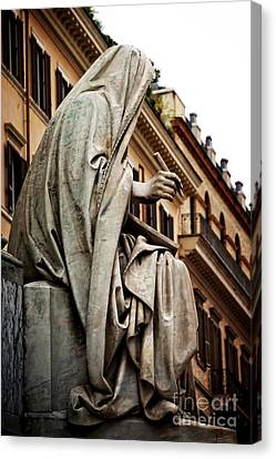 Prophet Isaiah By Revelli Canvas Print by HD Connelly