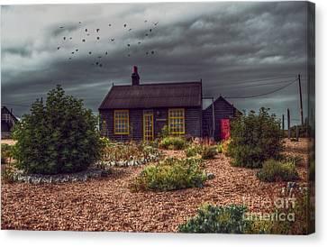 Prospect Cottage Canvas Print by Nigel Bangert