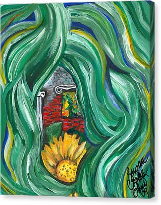 Prosperity Canvas Print by Susan Cooke Pena