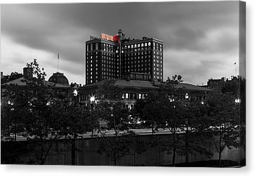 Providence Biltmore Canvas Print