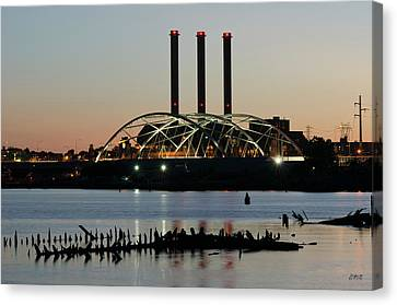 Providence Harbor IIi Canvas Print