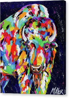 Provider Canvas Print by Tracy Miller