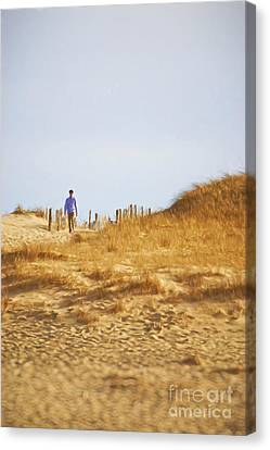 Provincetown I Canvas Print by HD Connelly