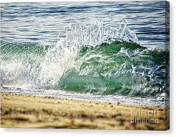 Provincetown Iv Canvas Print by HD Connelly