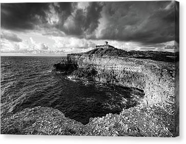 Canvas Print featuring the photograph Puerto Ferro Light by Patrick Downey