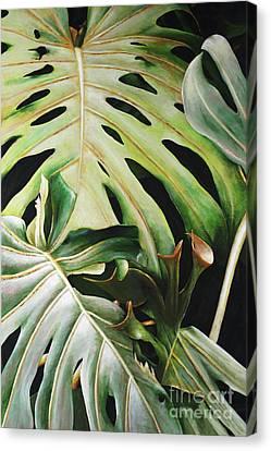Pulelehua Canvas Print by Sandra Blazel - Printscapes