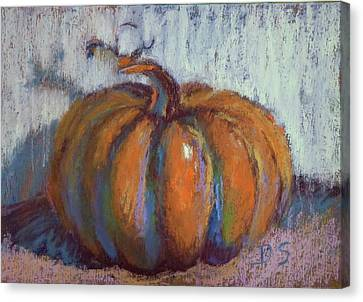 Canvas Print - Pumpkin Plenty by Donna Shortt