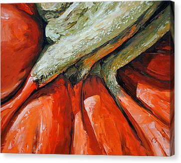 Pumpkin2 Canvas Print