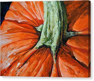 Pumpkin3 Canvas Print