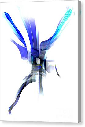 Purity 2 Canvas Print by Thibault Toussaint