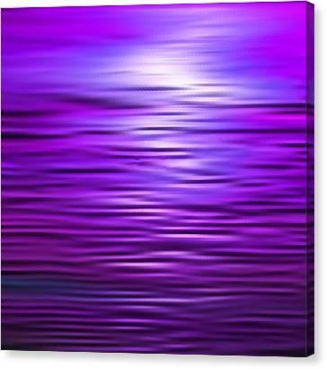 Purple Haze Canvas Print by Karen Conine