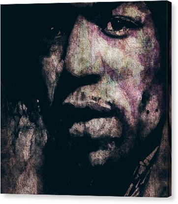 Purple Haze Canvas Print by Paul Lovering