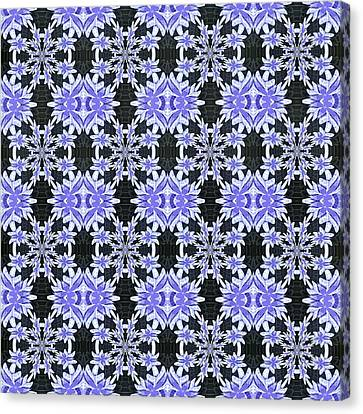 Purple Plenty Canvas Print by Susan Leggett