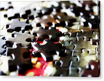 Canvas Print - Puzzle by Magdalena Green