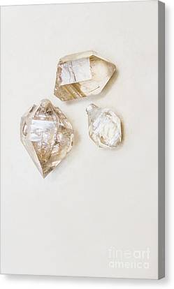 Canvas Print featuring the photograph Quartz Crystals by Jorgo Photography - Wall Art Gallery