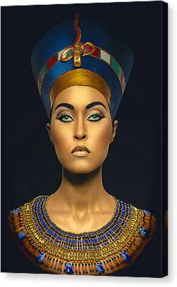 Queen Esther Canvas Print