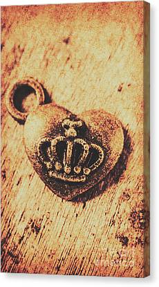 Queen Of Hearts Charm Canvas Print by Jorgo Photography - Wall Art Gallery