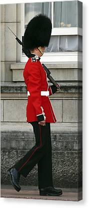 Queen's Guard Canvas Print